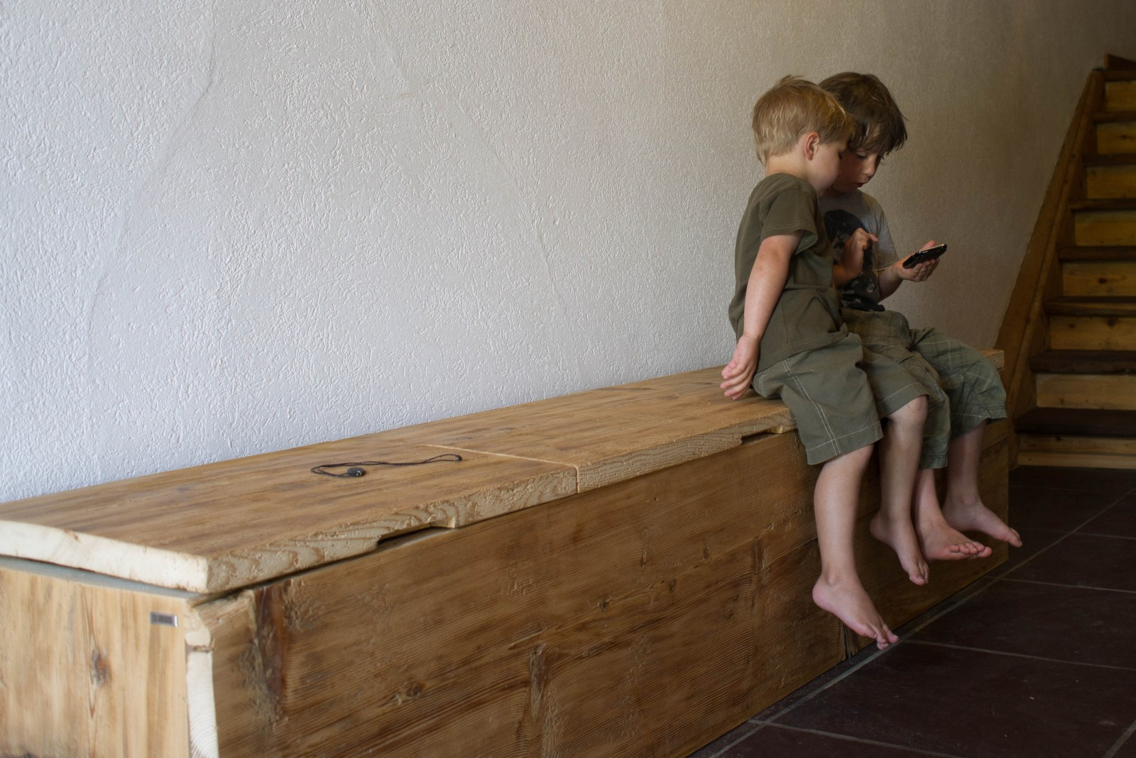 Manum – Möbel aus Altholz – Garderobe aus Altholz / Flur