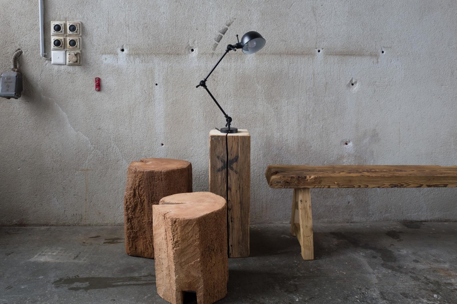 Licht aus Altholz