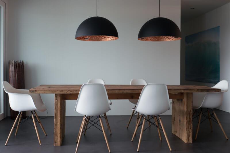 Tisch «Serge» aus Altholz