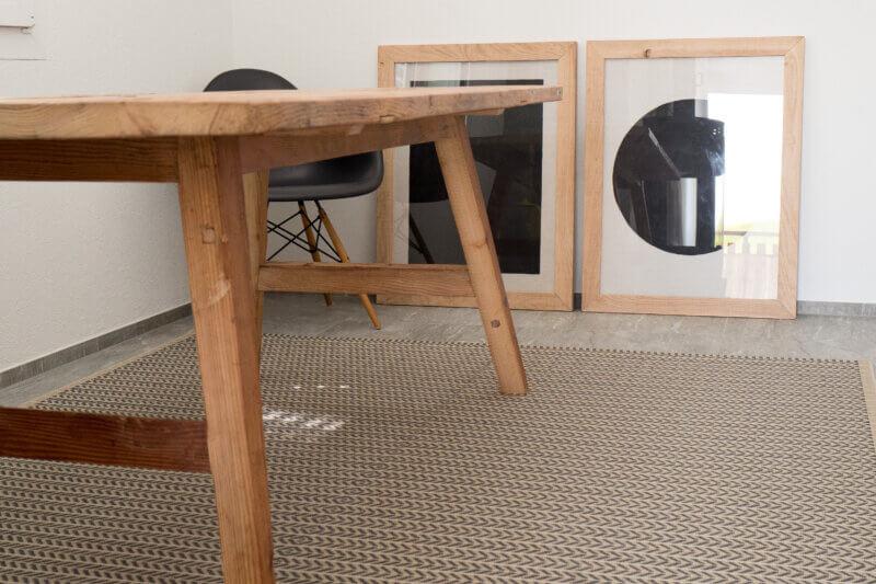 Tisch «Emanuel» aus Altholz